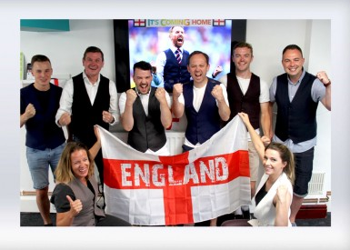WaistcoatWednesday is coming home at ICG